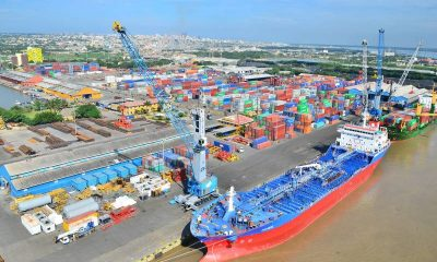 Mil toneladas de carga ha recibido Barranquilla procedente de Buenaventura