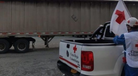 Envían insumos médicos desde Buenaventura a Cali, Ibagué y Bogotá