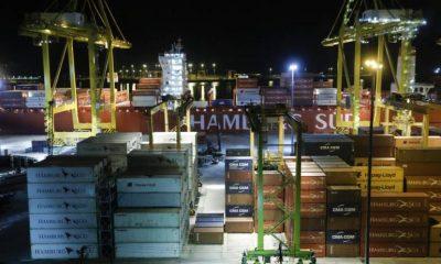 Puerto de Buenaventura paralizado por efectos del paro nacional