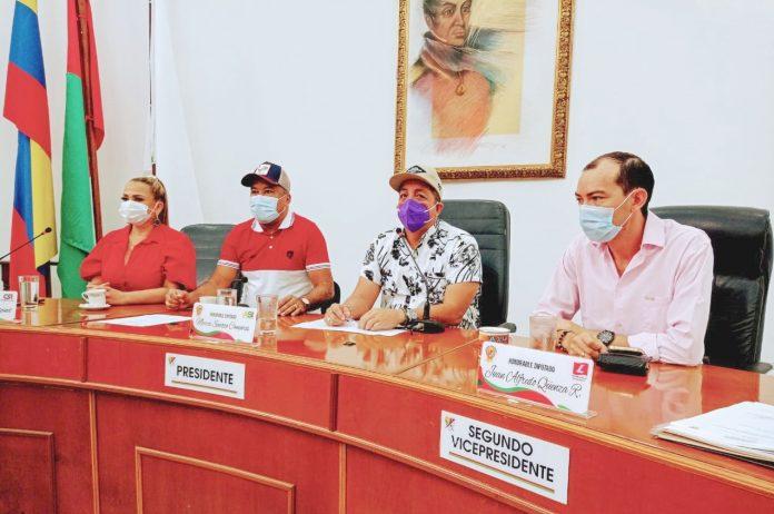 tres proyectos de ordenanza, fueron a probado en Sesiones Extraordinarias de la asamblea de Arauca