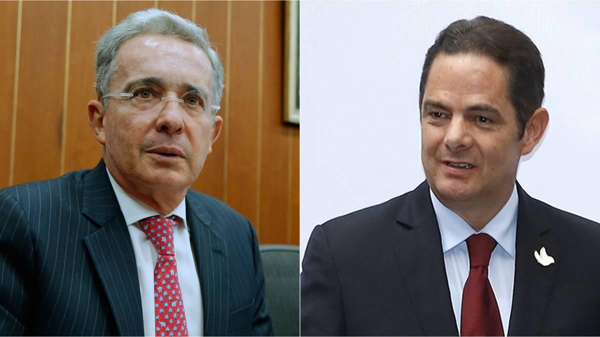 Duras críticas de Uribe y Vargas Lleras a acuerdo entre Gobierno y Comité del Paro en Buenaventura