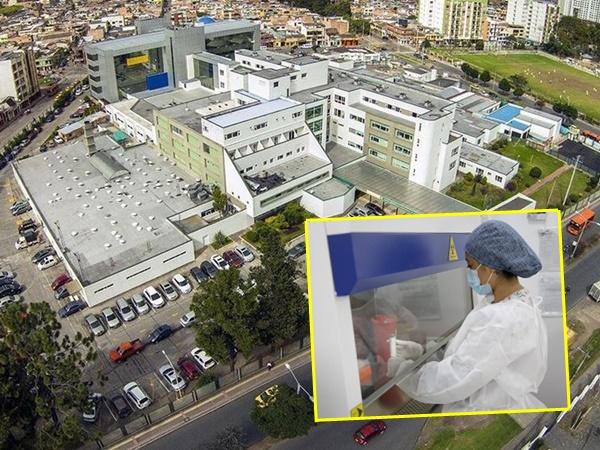 ¡Enhorabuena¡ en Pasto se inauguró el primer laboratorio de biología molecular para atender secuelas de covid-19