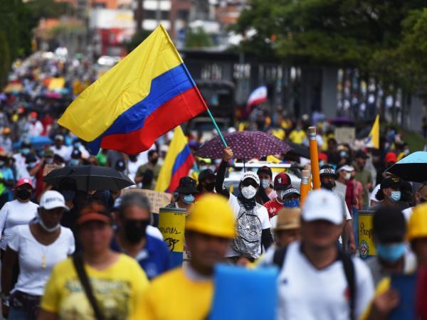 ¿PIB 2021 en Colombia se verá afectado por el paro?   Finanzas   Economía