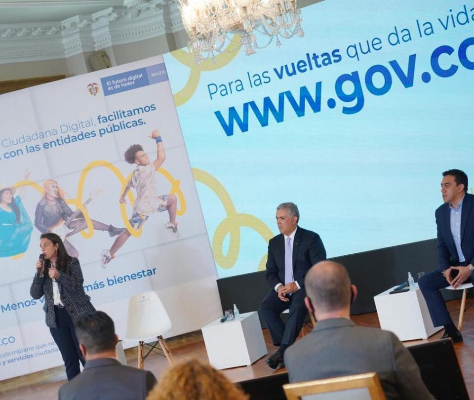 ¿Qué es y cómo funciona la Carpeta Ciudadana Digital que lanza Colombia? | Gobierno | Economía