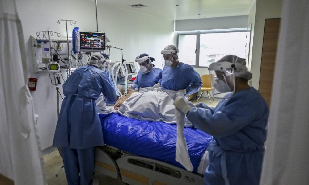 16 muertos por COVID-19 en las últimas horas en Boyacá