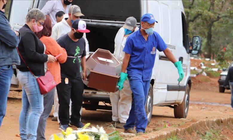 438 fallecimientos por Covid-19 en Casanare