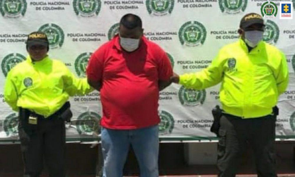 A la cárcel alias Isidro, presunto integrante de Los Warris, uno de los más buscados en La Guajira