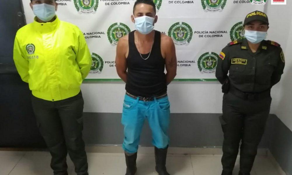 A la cárcel el presunto responsable del homicidio de una joven de 23 años en Planadas (Tolima)