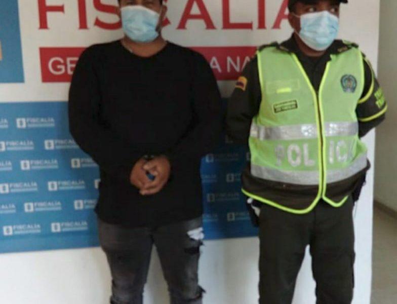 A la cárcel por, presuntamente, transportar media tonelada de marihuana con destino la alta Guajira
