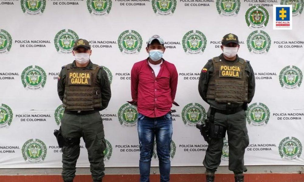 A la cárcel presunto extorsionista de un comerciante en Guaviare
