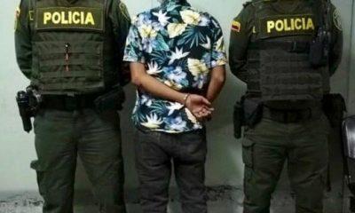 A la cárcel presunto responsable de homicidio con arma blanca