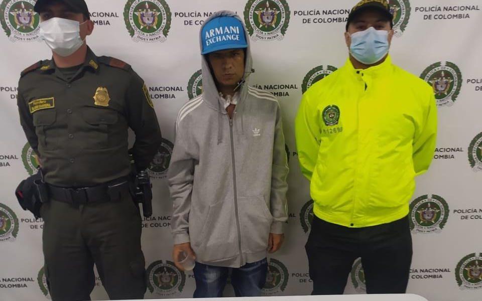 A la cárcel presunto responsable de homicidio en una vereda de Itagüí (Antioquia)