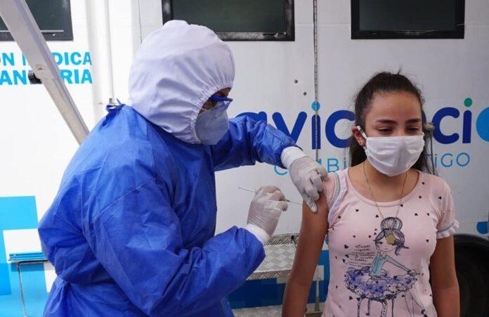 A vacunar a los estudiantes antes del regreso a clases