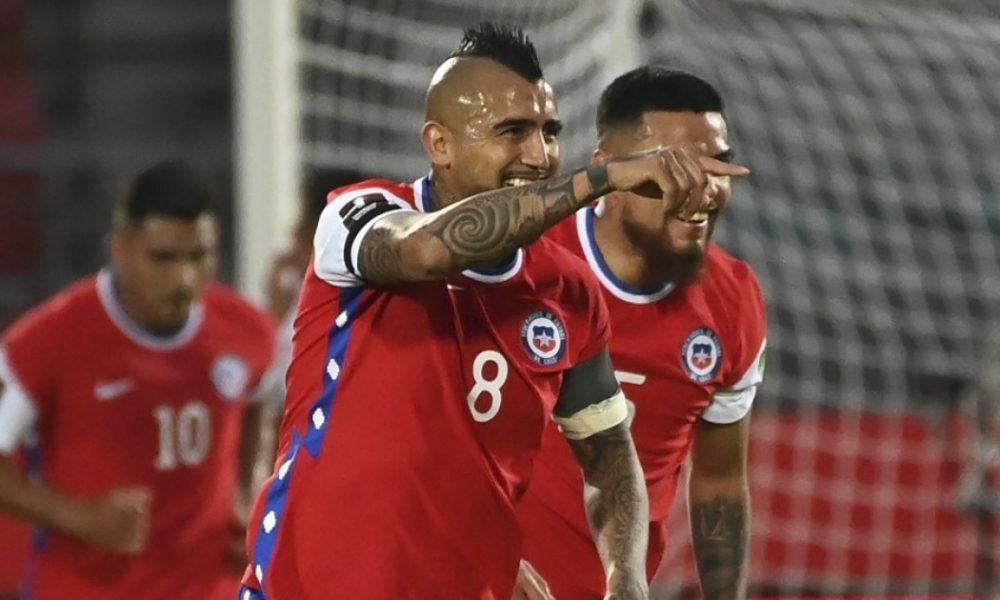 Arturo Vidal tiene COVID-19 y se pierde el juego Chile - Argentina en Eliminatorias