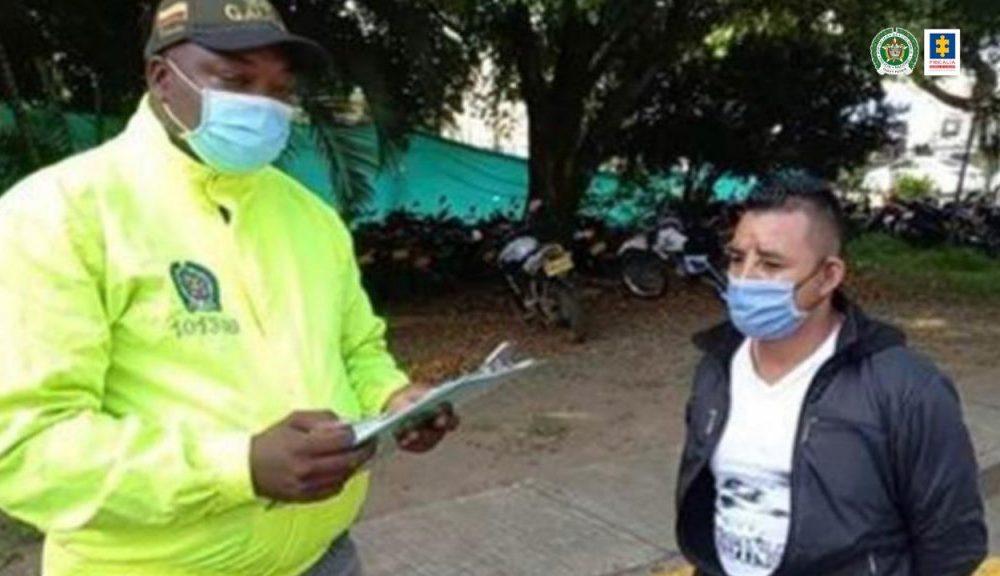 Asegurado presunto integrante de la estructura disidente Dagoberto Ramos por su presunta participación en atentado contra senador indígena en Cauca