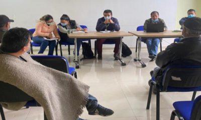 Avanzan mesas de trabajo permanente con los representantes de la Subregión de la Sabana