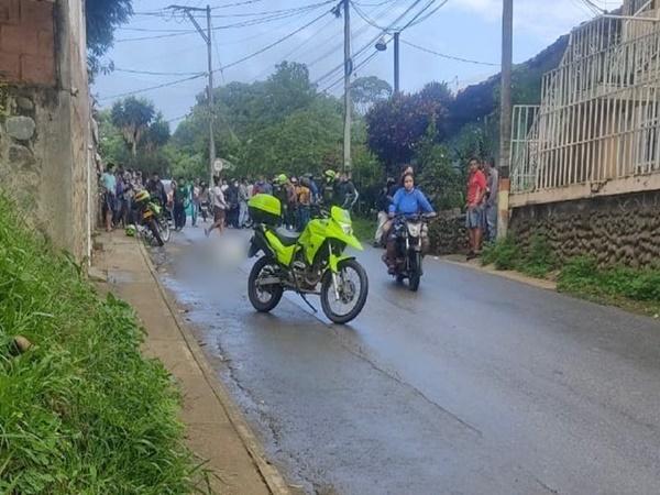 Balacera en Cauca dejó dos policías asesinados y otros cuatro cíviles heridos