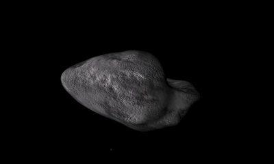 Bautizan asteroide como 'patorojo' en honor a un astrofísico Chileno