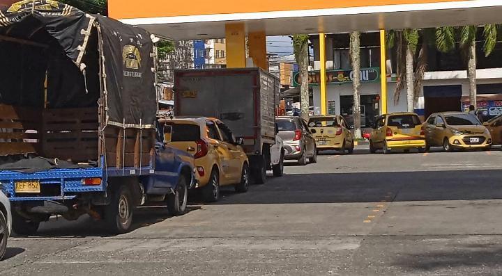 Buenaventura padece posible desabastecimiento de gasolina – Noticias Al Punto Buenaventura