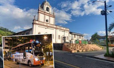 Bus que cubría ruta Bogota- Pasto fue asaltado, una persona resultó herida