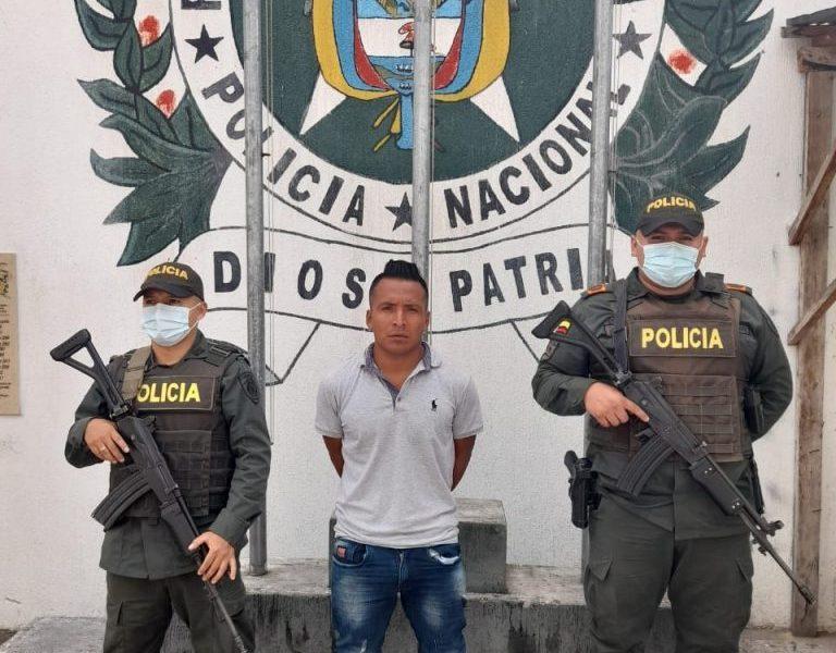 Cae presunto sicario del grupo armado residual Dagoberto Ramos, que estaría implicado en varias acciones terroristas