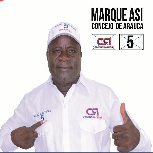 Capturado por el GUALA de la policía, ex concejal de Arauca