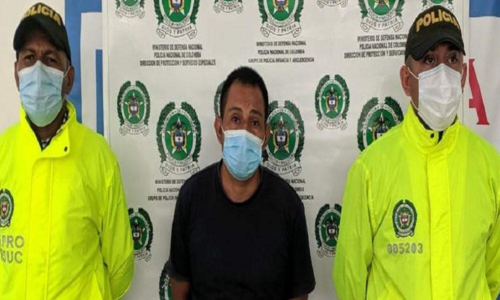 Capturado presunto abusador sexualen Los Palmitos, Sucre