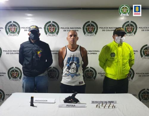 Cárcel para alias 'El Chamo', capturado en flagrancia en Ciénaga (Magdalena)