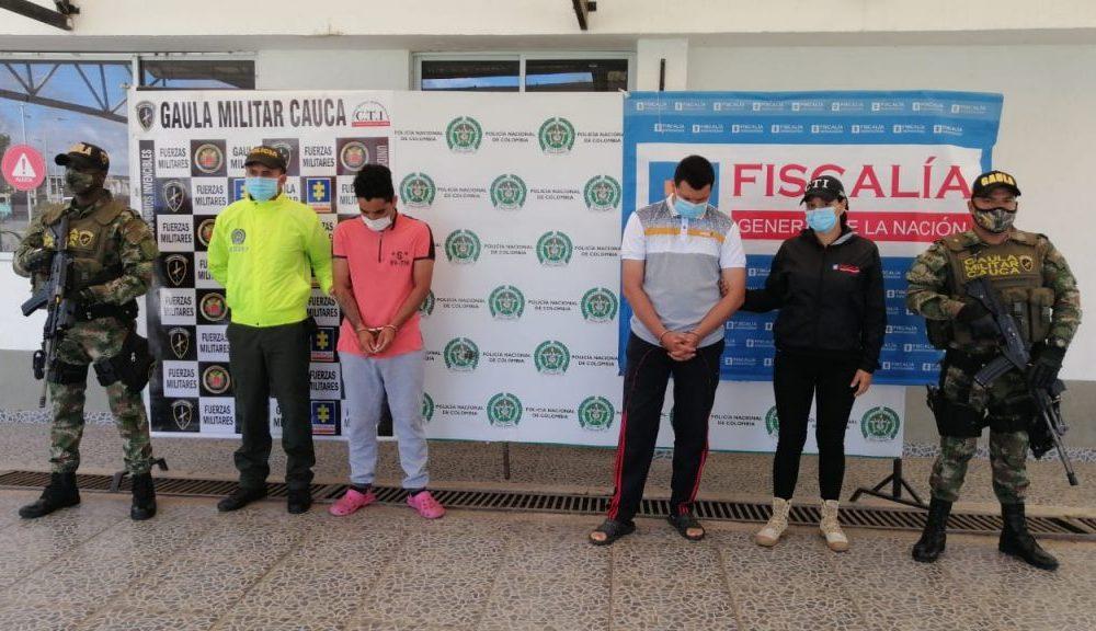 Cárcel para presuntos integrantes de 'Los Forester' por hurto a residencias y abuso sexual en Popayán (Cauca)