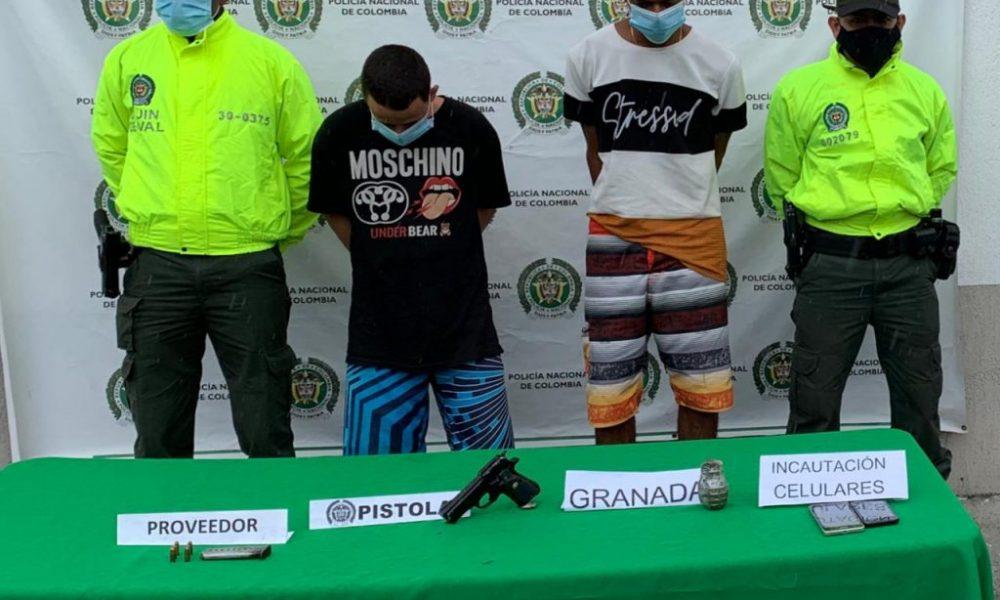 Cárcel para presuntos responsables de homicidio múltiple en Tulúa (Valle del Cauca)