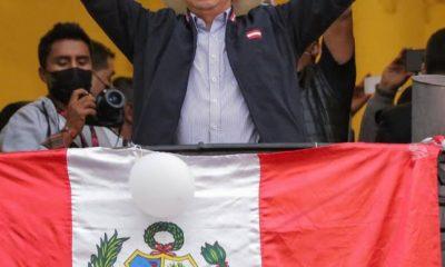 Castillo sigue adelante en escrutinio en Perú aunque Fujimori se acerca