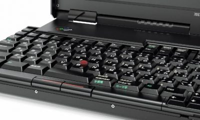 IBM ThinkPad 701C, teclado de mariposa IBM ThinkPad 701C, historia de IBM ThinkPad 701C, John Karidis IBM, Lenovo, Lenovo ThinkPad, Dilip Bhatia Lenovo