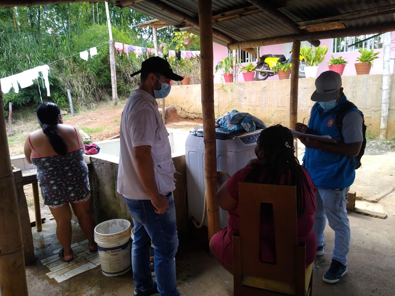 Con la participación de la comunidad avanza la estrategia COMBI para la prevención del Dengue