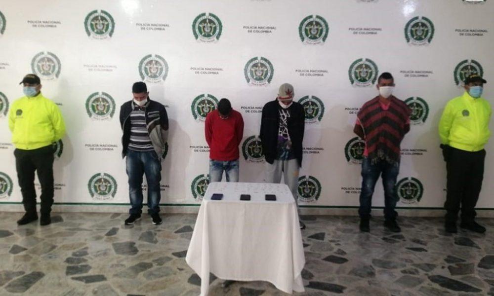 Condenados tres integrantes de la organización delincuencial Los Sureños por tráfico de estupefacientes