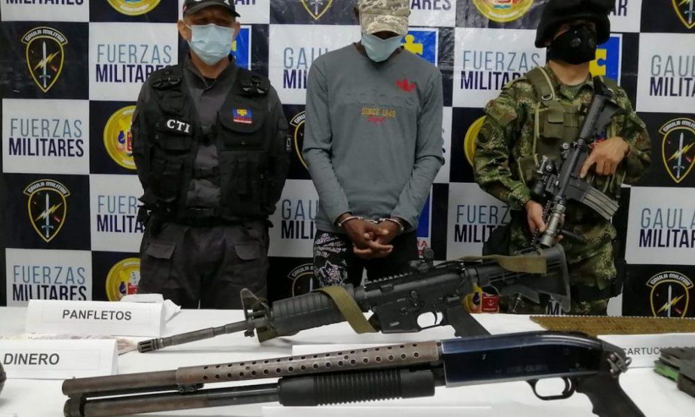Condenan a 7 años a cabecilla de grupo residual frente Alfonso Cano, Segunda Marquetalia