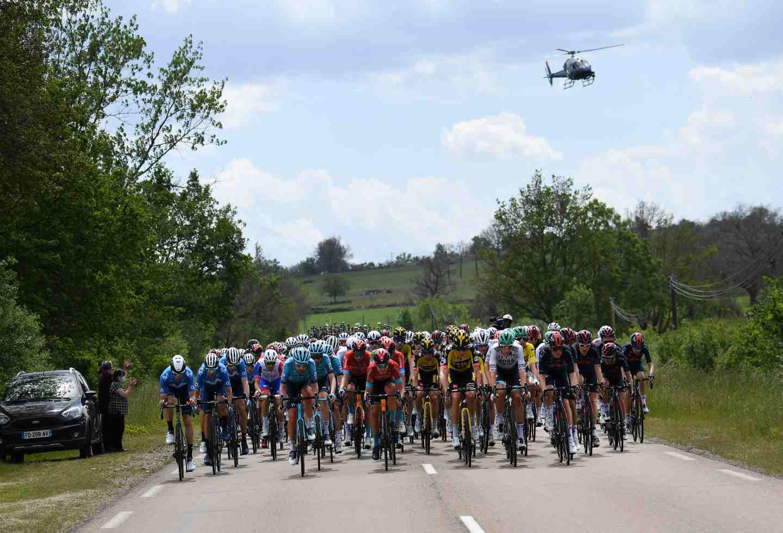 Critérium del Dauphiné: recorrido de la etapa 4