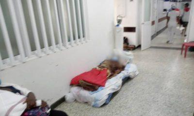 Alto número de pacientes con COVID-19 tiene colapsado el sistema de salud en Buenaventura
