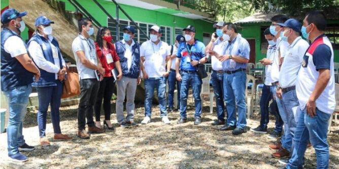 El diálogo es el camino en Nariño y El Cauca