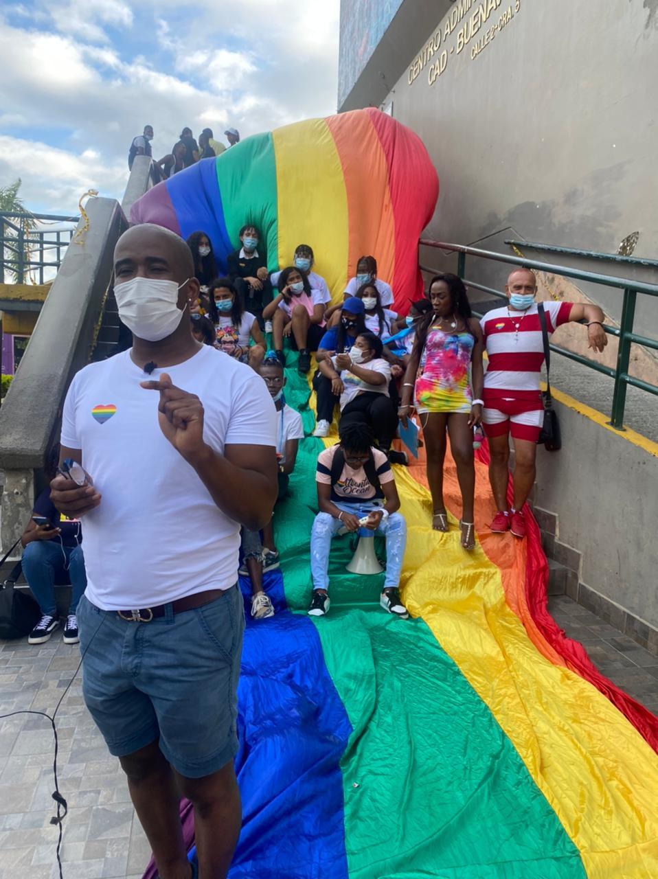 En Buenaventura se celebró el día del orgullo LGBTIQ+ – Noticias Al Punto Buenaventura