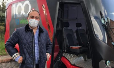 En Colombia fabricaron el primer vehículo eléctrico hecho en Latinoamérica