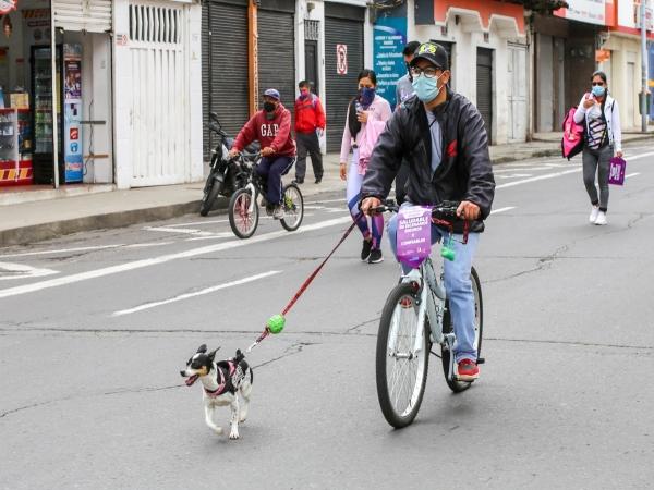 En Pasto habrá nuevamente ciclovía nocturna hoy sábado