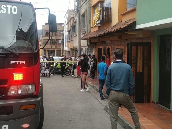 Explosión por acumulación de gas en cafetería de Pasto dejó con quemaduras a una mujer
