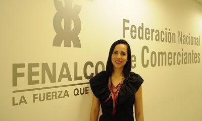 Directora ejecutiva de Fenalco Santa Marta, Angélica Silva Franco.