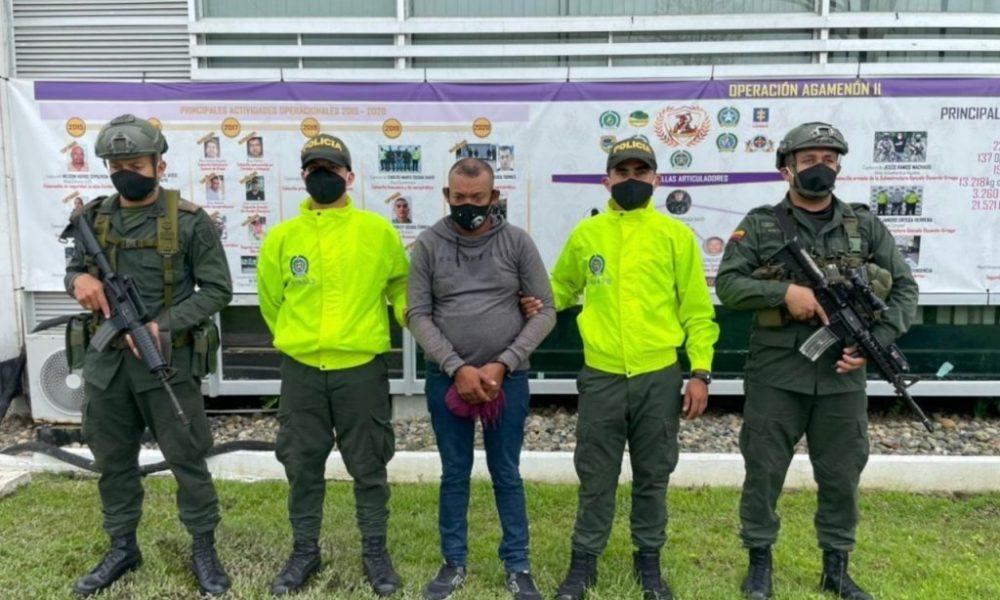 Fiscalía judicializó a presunto cabecilla seudopolítico del 'Clan del Golfo' en Córdoba y Urabá