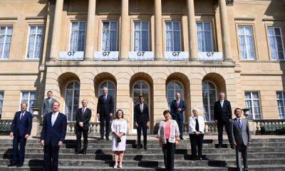 G7 acuerda impuesto mundial para grandes empresas | Impuestos | Economía