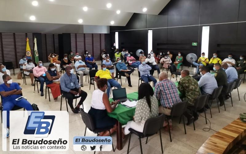 Gobernación del Chocó a través de las Secretarías de Salud e Interior realizó mesa extraordinaria de trabajo intersectorial e interinstitucional al respeto a la protección de la misión media.