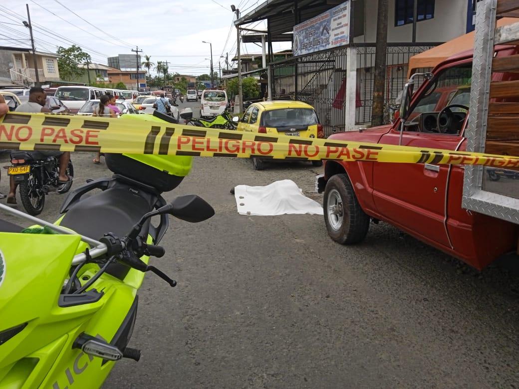 Hombre fue asesinado sobre la vía principal de la ciudad – Noticias Al Punto Buenaventura