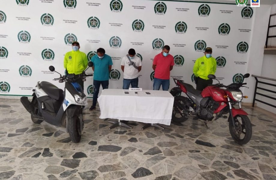 Impactada organización delincuencial Los Ganadores, dedicada al hurto en varias modalidades en Ibagué (Tolima)