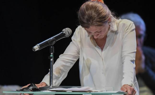 Ingrid Betancourt recordó la crueldad de su secuestro e hizo un duro reclamo a los exFarc