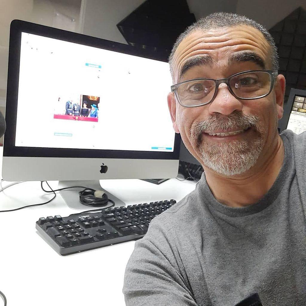 Juan Manuel Guzmán interpreta a Rick Sánchez